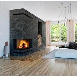 Llar de foc de llenya Romotop Hogar Heat 3G L81.51.40.01