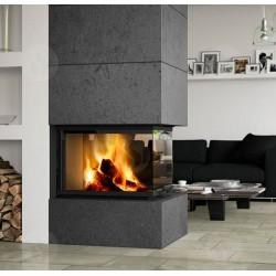 Llar de foc de llenya Romotop Hogar Heat U 3G L 50.52.70.21