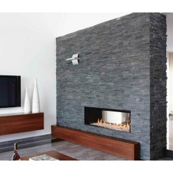 Chimenea de gas M-DESIGN Luna 1300 DH Diamond