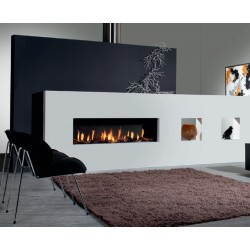 Chimenea de gas FABER Relaxed Premium XL