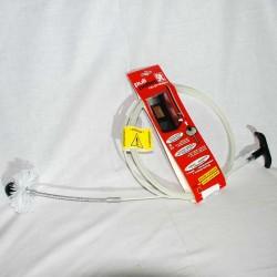 KIT PULIPELLET limpiador - deshollinador mecánico (5 metros)