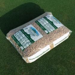 Saco de pellets (15kg/saco) EN-PLUS / DIN-PLUS NAPARPELLET